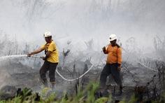 Singapore kêu gọi ASEAN chống khói bụi cháy rừng ở Indonesia