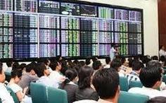 VN - Index vượt ngưỡng 600 điểm