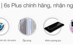 Giá iPhone 6s/ 6s Plus chính hãng đặt trước tại Viễn Thông A chỉ từ 18.690.000 đồng