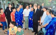 Tổng thư ký Liên Hiệp Quốc là hậu duệ của dòng họPhan Huy?