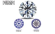 Săn kim cương 10 trái tim đẳng cấp của DOJI