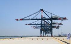 Lượng tàu vào cảng Cái Mép tăng 40%