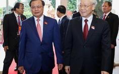 Tổng bí thư dự khai mạc Đại hội Đảng bộ TP Hà Nội