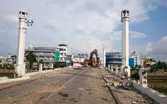 Chủ tịch Tân An thừa nhận vội vã khi tháo dỡ cầu Đúc