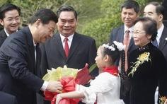 Các chuyến thăm Việt Nam của lãnh đạo cấp cao Trung Quốc