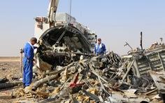 Máy bay Nga rơi ở Sinai do gài bom?