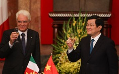 Đề nghị Ý phát huy tiếng nói trong G7 và EU về biển đảo