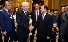 Việt Nam và Ý thúc đẩy hợp tác kinh tế