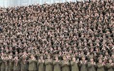 Chùm ảnh hiếm về đất nước Triều Tiên