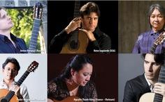 11-11: 6 tay guitar lừng danh hội tụ tại Nhạc viện TP.HCM