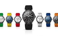 Đồng hồ thông minh hạng sang Tag Heuer 1.500 USD