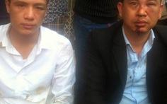 Hai luật sư bị đánh muốn gặp giám đốc Nguyễn Đức Chung