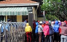 Công ty Yupoongsẽ nhận lại 1/3 công nhân sau khi khôi phục nhà xưởng