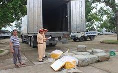 Điểm tin: Xe tải chở 6 tấn nội tạng thối bị bắt