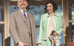 Tình trẻ của Mr. Bean đam mê hài độc thoại