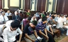 44 bị cáo trong đường dây đánh bạc M88 lãnh án