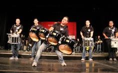 Tổng duyệt chương trình biểu diễn Nhạc hội Cảnh sát thế giới 2015