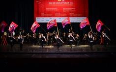 Hoà nhạc Nhạc hội cảnh sát thế giới 2015: Mãn nhãn và ấn tượng