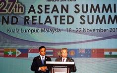 """Các Ngoại trưởng ASEAN lại """"cực kỳ quan ngại"""" về Biển Đông"""