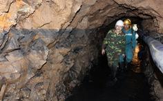 Đã tìm thấy thi thể một thợ mỏ bị kẹt