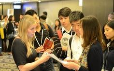 Dự triển lãm MBA quốc tế,thí sinhcócơ hộinhận học bổng 1,7 triệu đô la