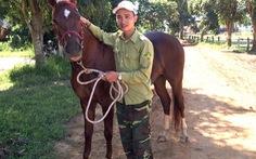Đề xuất tuần tra rừng bằng ngựa