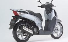 Yêu cầu Honda triệu hồi xe SH vì lỗi hệ thống chống trộm