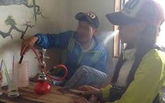 Học sinh buôn làng vướng khói cần sa