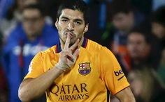 Quả bóng vàng 2015: Tiếc cho Suarez