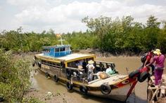 Ấp đảo Thiềng Liềng sắp có điện lưới quốc gia