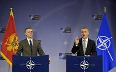 """NATO """"dụ"""" Montenegro bất chấp phản đối của Nga"""