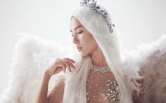 Phương Linh hóa thiên thần trong clip nhạc The moment