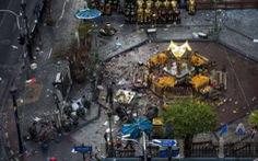Bắt nghi can nước ngoài trong vụ đánh bom Bangkok