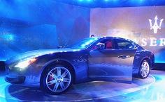Xe sang Maserati chính thức ra mắt tại Việt Nam
