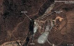 Triều Tiên đang xây hầm bí mật?