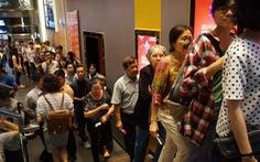 Suất chiếu phim Nước 2030 đông nghẹtkhán giả