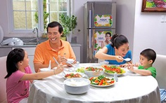 AQUA dẫn đầu thị trường máy giặt, tủ lạnh tại Việt Nam 2015