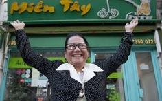 Nhà hàng Việt ở Anh ủng hộ 250.000 bảng làm từ thiện