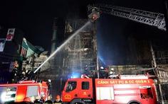 Nạn nhân vụ cháy quán karaoke vất vưởng chờ kết luận điều tra