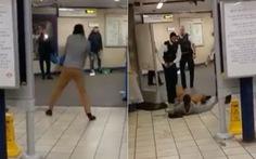 Tấn công khủng bố bằng dao ở Luân Đôn, 3 người bị thương