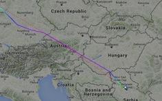 Một hành khách đe dọa cho máy bay rơi trên chuyến bay Đức