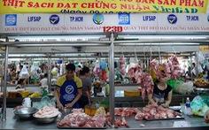 Mở rộng điểm bán thịt heo VietGap