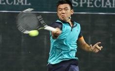 Hoàng Nam đánh bại đối thủ hạng 11 Trung QuốcXin Gao
