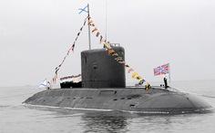 Nga đưa tàu ngầm trang bị tên lửa hành trình tới Syria