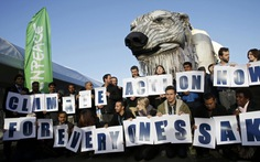 Các nước chạy đua cho thỏa thuận môi trường