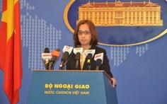 Trung Quốc tạm dừng bàn giao thi thể bà Hà Linh