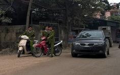 Hàng trăm công an chặn đường truy tìmphạm nhân trốn trại
