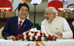 Nhật - Ấn đạt thỏa thuận tàu cao tốc, hạt nhân