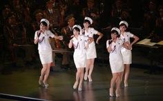 Nhóm nhạc nữ gợi cảm Triều Tiên hủy diễn tại Trung Quốc