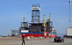 Hạ thủy giàn khoan dầu khí 230 triệu USD